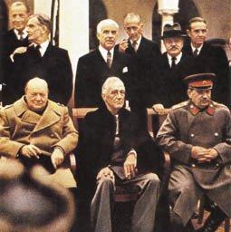 Jalta abkommen verletzung